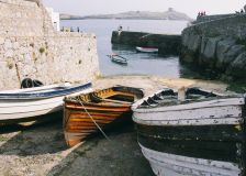 Dalkey_Coliemore Harbour_looking out to Dalkey island.jpg