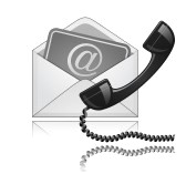 XNUMX-contact-us-ikon-email-and-telefon