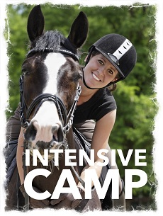 Intensiv Equestrian camp