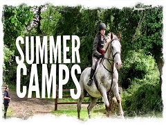Ridning Summer Camp Irland